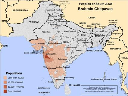 Brahmin Chitpavan in India | Joshua Project