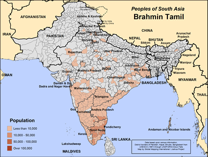 Brahmin Tamil in India | Joshua Project