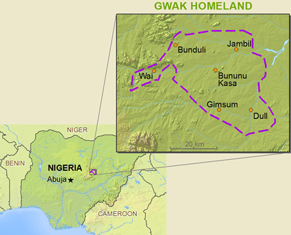 Gwak in Nigeria