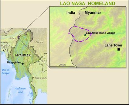 Naga Lao in Myanmar (Burma) | Joshua Project
