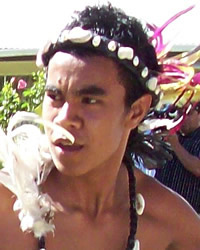 Cook Islands Maori, Rarotongan in New Zealand