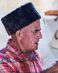 Kabardian, East Circassian