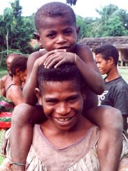 Iteri, Yinibu in Papua New Guinea