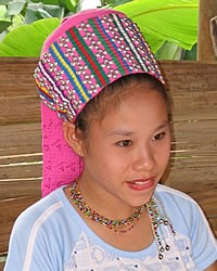 Lahu in China