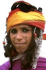 Berber, Menasser