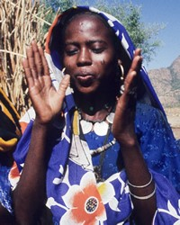 Mokoulou in Chad
