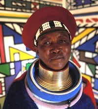 Ndebele, Southern in South Africa