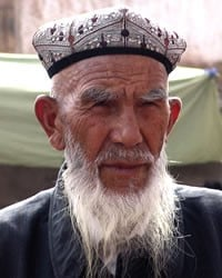 Uyghur in China