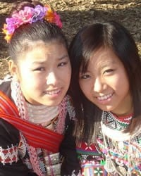 Lahu Shi, Yellow Lahu in China