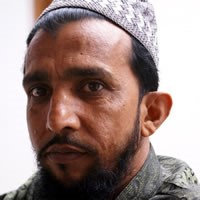 Rangrez, Muslim in Nepal