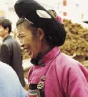 Lawu in China