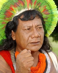 Kayapo in Brazil