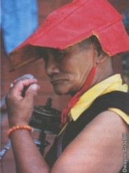 Bahra Gaunle in Nepal